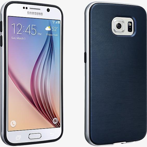 Cubierta suave con protección para el Samsung Galaxy S6