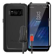 Paquete de estuche OtterBox Defender para Galaxy S8