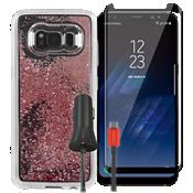 Paquete de estuche Case-Mate Waterfall para Galaxy S8+