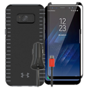 Paquete de estuche UA Protect Grip para Galaxy S8+