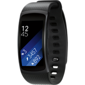 Gear Fit2 - Color Dark Gray (grande)