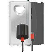 Paquete de protector y cargador Otterbox Symmetry para Galaxy Note9
