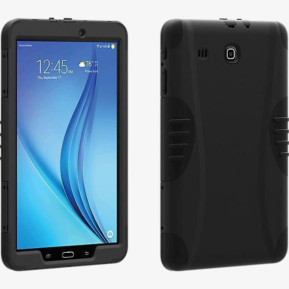Estuche resistente para Samsung Galaxy Tab E - Negro