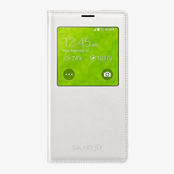 Cubierta S-View para Galaxy S5