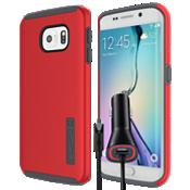 Paquete DualPro para Samsung Galaxy S 6 Edge - Rojo