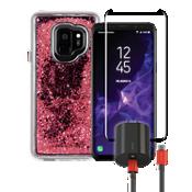 Paquete de estuche Case-Mate Waterfall para Galaxy S9