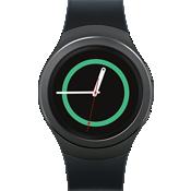 Samsung Gear S2 en gris oscuro