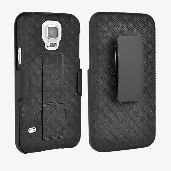 Combo de protector y funda para el Galaxy S 5