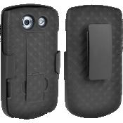 Paquete combinado de protector / soporte para Kyocera Brigadier