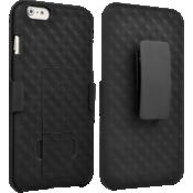 Paquete combinado de funda/protector para iPhone 6 Plus/6s Plus