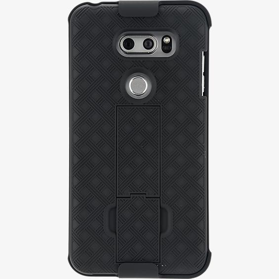 Paquete combinado de protector/estuche para LG V30