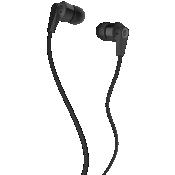 Audífonos Skullcandy Ink'd 2.0 con micrófono - Negro/Negro