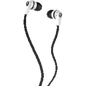 Audífonos Skullcandy Ink'd 2.0 con micrófono - Blanco/Negro