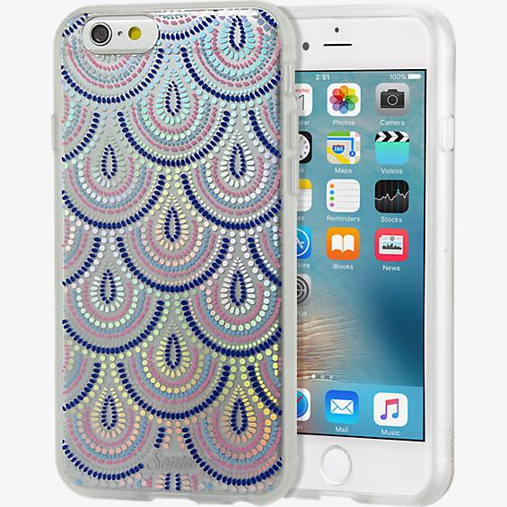 Sonix Clear Coat para iPhone 6/6s - Color Tinsley Rainbow