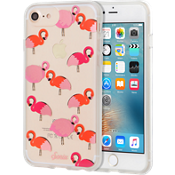 Estuche ClearCoat para iPhone 7/6s/6 - Flamingo