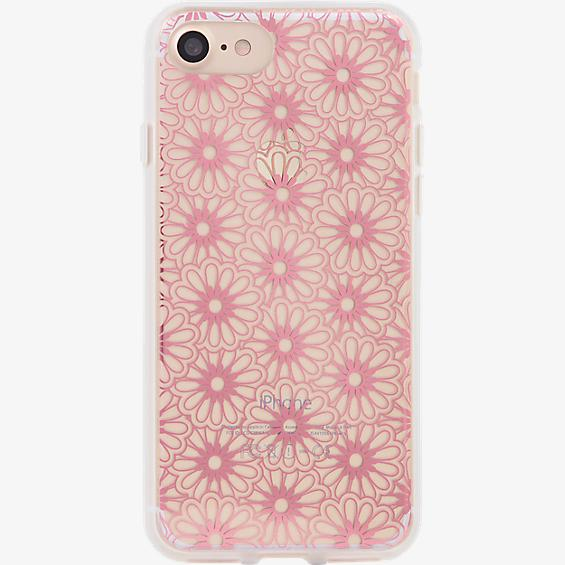 Estuche ClearCoat para iPhone 7 - Color Berry Lace/Rosa