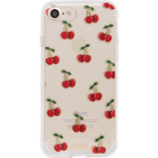 Estuche ClearCoat para iPhone 7 - Color Cherry Bomb/Rojo