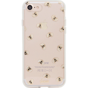 Estuche ClearCoat para iPhone 7 - Color Honey Bee/Dorado