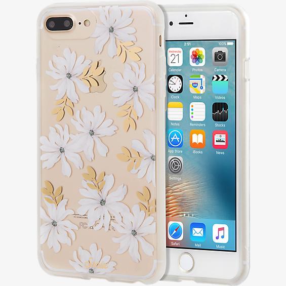 Estuche ClearCoat para iPhone 7 Plus/6s Plus/6 Plus - Gardenia