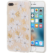 Estuche ClearCoat para iPhone 7 Plus/6s Plus/6 Plus - Gardenia