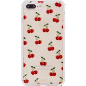 Estuche ClearCoat para iPhone 7 Plus - Color Cherry Bomb/Rojo