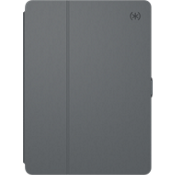 Estuche tipo billetera Balance para el iPad 9.7 - Color Stormy Grey/Charcoal Grey