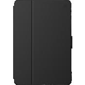 Estuche tipo billetera Balance para la Galaxy Tab S4 - Negro/Negro