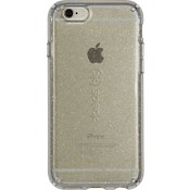 Estuche CandyShell para iPhone 6/6s - Color Clear Gold Glitter