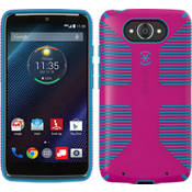 Speck CandyShell Grip para DROID Turbo - Rosa