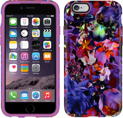 Speck CandyShell INKED para iPhone 6/6s - Riqueza floral