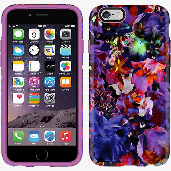 CandyShell INKED para iPhone 6/6s - Riqueza floral