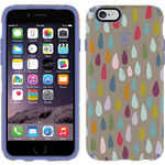 Speck CandyShell INKED para iPhone 6/6s - Gota arco iris