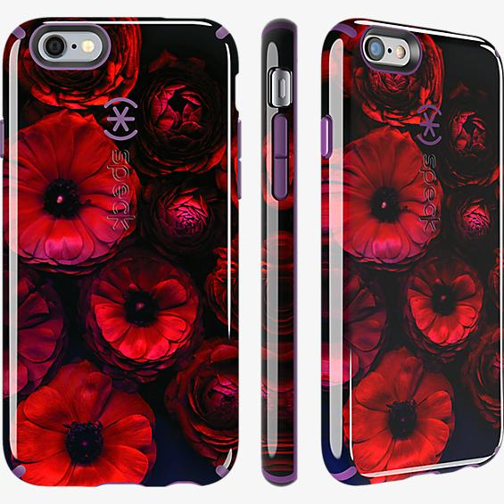 CandyShell Inked para iPhone 6/6s - Flores intensas