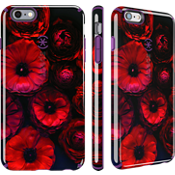 Speck CandyShell Inked para iPhone 6 Plus/6s Plus - Flores intensas