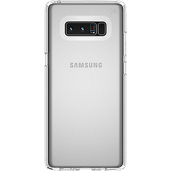 Estuche Presidio Clear para Galaxy Note8