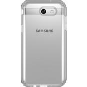 Estuche Presidio Clear para el Galaxy J3 Eclipse - Transparente/transparente