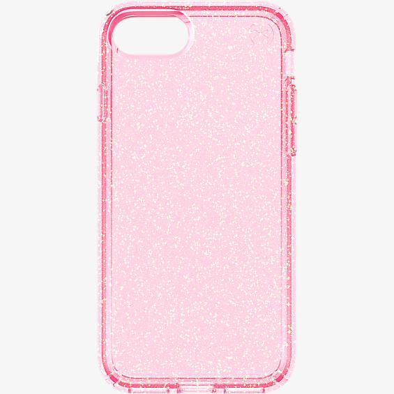 Estuche brillante transparente Presidio para iPhone 7