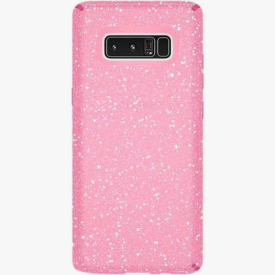 Presidio Clear Grip + Glitter para Galaxy Note8