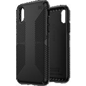 Carcasa Presidio Grip para el iPhone XS/X - Negro