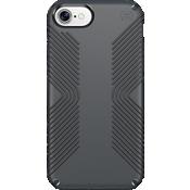 Estuche Presidio Grip para iPhone 7/6s/6 - Color Graphite Grey/Charcoal Grey