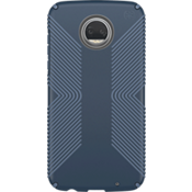 Estuche Presidio Grip para Moto Z2 Play - Color azul marino/Twilight Blue