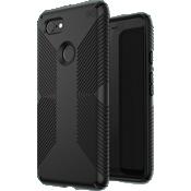 Estuche Presidio Grip para Pixel 3 XL - Negro/Negro