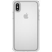 Carcasa Presidio Clear para iPhone X - Transparente/Transparente