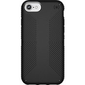 Presidio Grip for iPhone 8/7/6s/6 - Black/Black