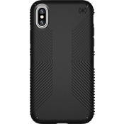 Presidio Grip para iPhone X - Negro/Negro