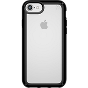 Presidio SHOW for iPhone 8/7/6s/6 - Clear/Black