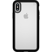 Presidio Show para iPhone X - Transparente/Negro
