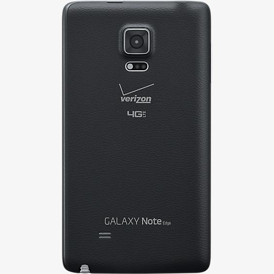 Cubierta de batería estándar para Samsung Galaxy Note Edge - Negro carbón