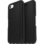 Estuche tipo billetera OtterBox Strada Series para el iPhone 7 - Color Onyx