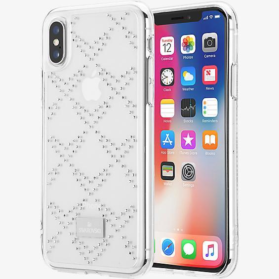 Carcasa para smartphone Hillock con protector para el iPhone XS/X